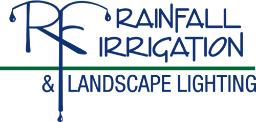Rainfall Irrigation & Outdoor Lighting Logo
